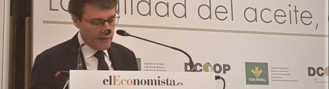 El secretario general de Agricultura considera adecuada y necesaria la autorregulación del mercado del aceite de oliva