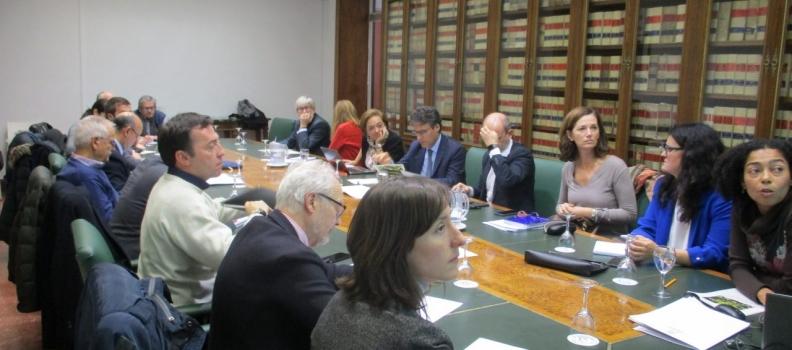 El Ministerio analiza con el sector el resultado de la primera licitación de almacenamiento privado