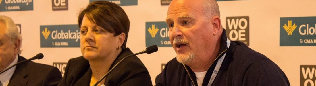 David Neuman regresa a la WOOE, tras su éxito de la pasada edición