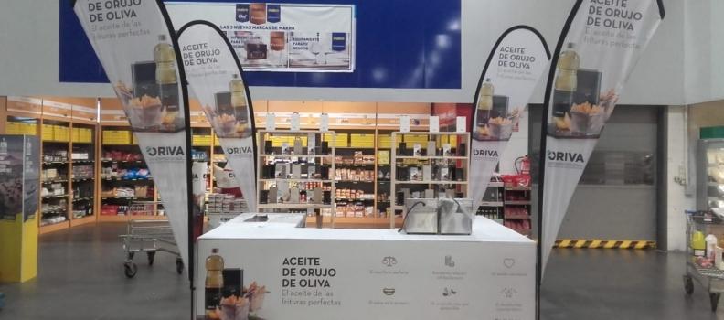 ORIVA lanza una acción promocional para acercar el aceite de orujo de oliva al sector de la restauración y la hostelería