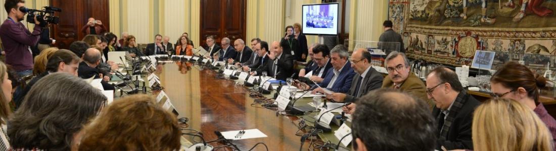 El Observatorio de la Cadena Alimentaria celebra su novena reunión relanzando las cadenas de valor