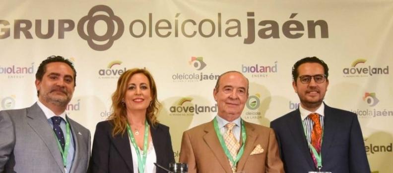 El Grupo Oleícola Jaén presenta en Expoliva sus proyectos de inversión