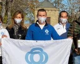 Reto solidario del Club de Atletismo Fundación Grupo Oleícola Jaén por el que se intercambian los kilómetros recorridos por aceite de orujo de oliva
