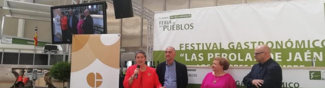 Presentada en Jaén la Escuela Superior de Hostelería «Oleicum», con el AOVE como eje vertebrador