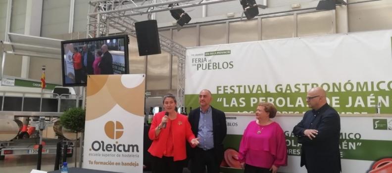 """Presentada en Jaén la Escuela Superior de Hostelería """"Oleicum"""", con el AOVE como eje vertebrador"""