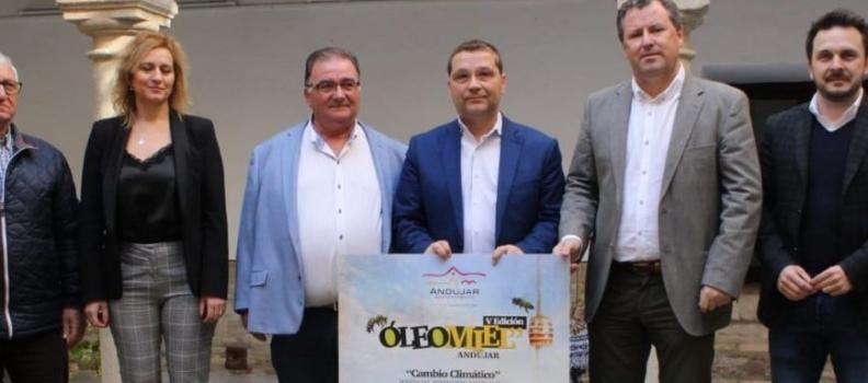 Presentada en Andújar la quinta edición de Oleomiel