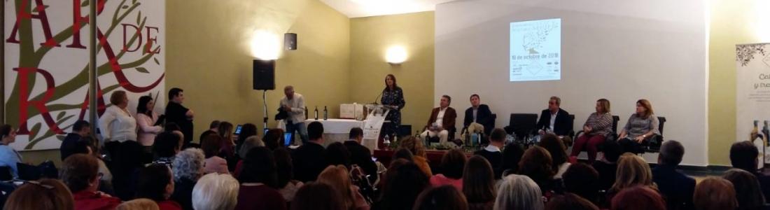 """Olivar de Segura organiza las jornadas técnicas """"Con voz y rostro de mujer"""""""
