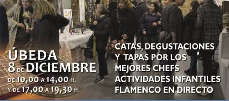 """CATAS, DEGUSTACIONES, ACTIVIDADES INFANTILES, FLAMENCO Y TAPAS, EN LA """"FIESTA DE LOS ACEITES DE NUEVA COSECHA"""" DEL CENTRO OLIVAR Y ACEITE"""