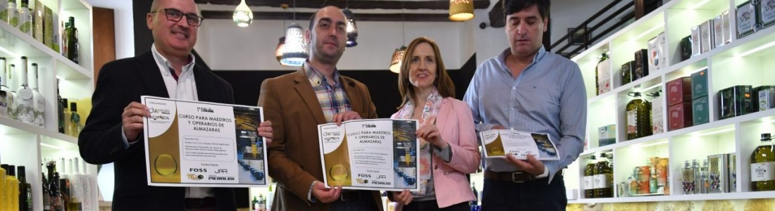 Olivar y Aceite y AEMODA organizan el Curso para Maestros y Operarios de Almazaras