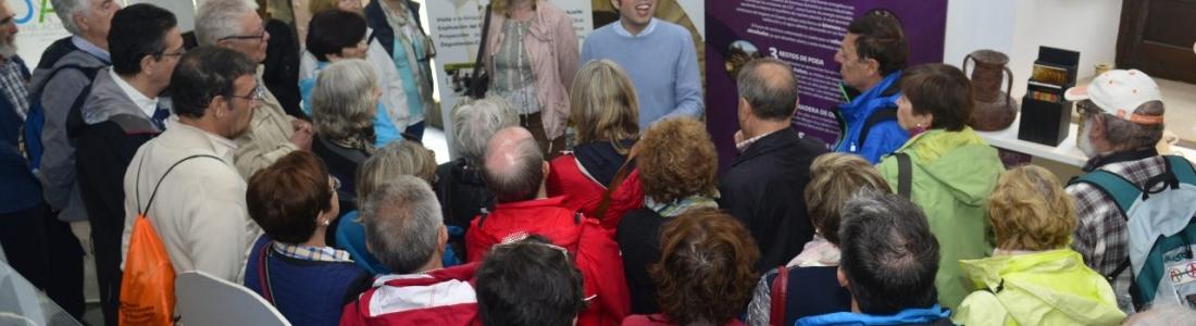 Continúan las visitas organizadas al Centro de Interpretación Olivar y Aceite de Úbeda