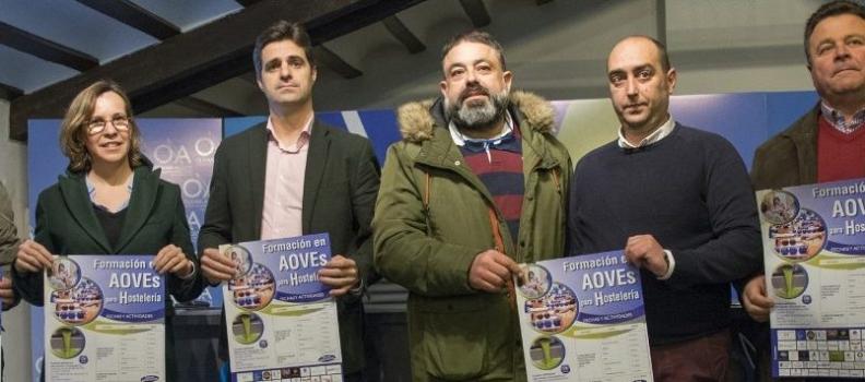 Olivar y Aceite organiza cursos de formación dirigidos a profesionales de la restauración