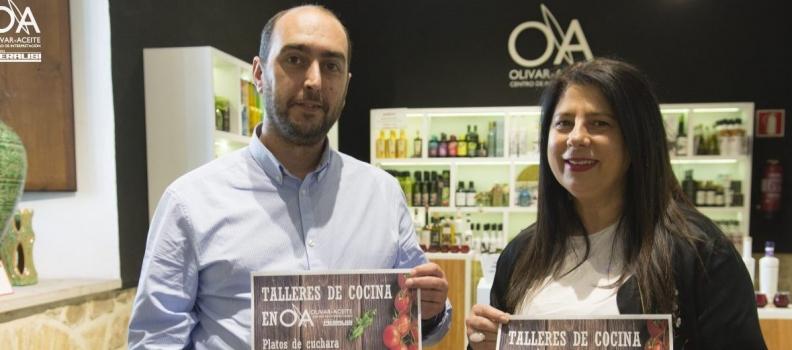 El Centro de Interpretación Olivar y Aceite ofrece nuevos talleres de cocina