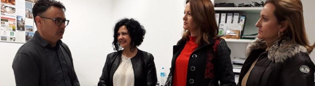 La Junta destaca el proyecto innovador «Agua de olivo»,  una bebida saludable de extracto de hojas de olivo ecológico