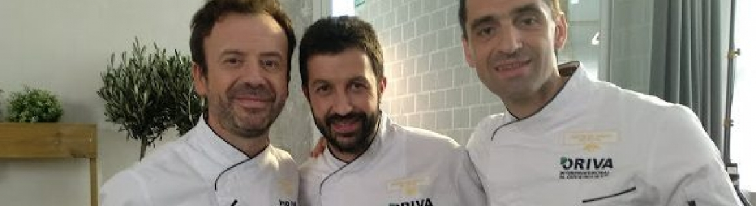 """Cocineros """"con estrella"""" dan a conocer el aceite de orujo de oliva"""