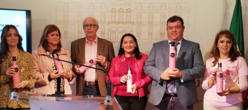 Presentada una edición especial, limitada y solidaria de AOVE Oro de Cánava de apoyo a la lucha contra el cáncer mama