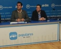 Nieto anuncia que el olivar será una de las prioridades del PP en el Parlamento Andaluz