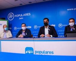 El PP de Jaén celebrará foros de aceite por toda la provincia para abordar el futuro de la PAC y las circunstancias excepcionales de la campaña