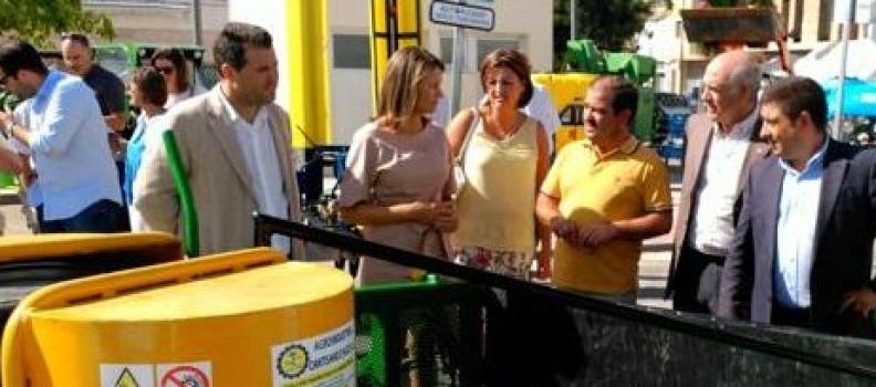 La V Feria de Maquinaria Agrícola de Peal de Becerro se celebrará este fin de semana
