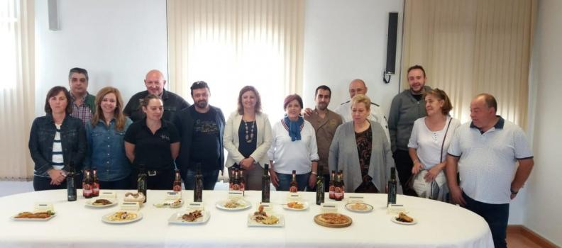 La VI Ruta de la Tapa de Peal de Becerro homenajeará al aceite de oliva de cosecha temprana