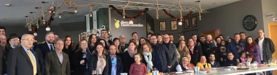 Jaén Gastronómico rinde homenaje al cocinero Pedro Sánchez y a su equipo de Bagá tras ser distinguido con la estrella Michelin