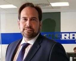 Adán Carrascosa, nuevo director comercial de la división de Aceite de Pieralisi para España y Portugal