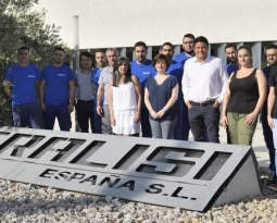 Pieralisi refuerza su servicio postventa y centraliza en Jaén las reparaciones de todos los elementos de la línea de molturación