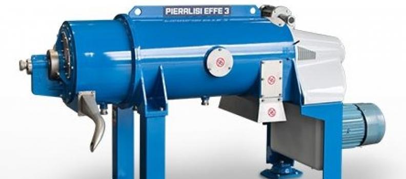 Pieralisi ofrece diferentes decánter para que pequeñas, medianas y grandes explotaciones tengan su opción más adecuada