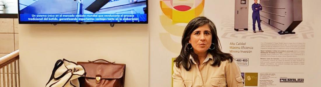 Pieralisi reconoce el trabajo de Cooperativas Agro-alimentarias de Andalucía