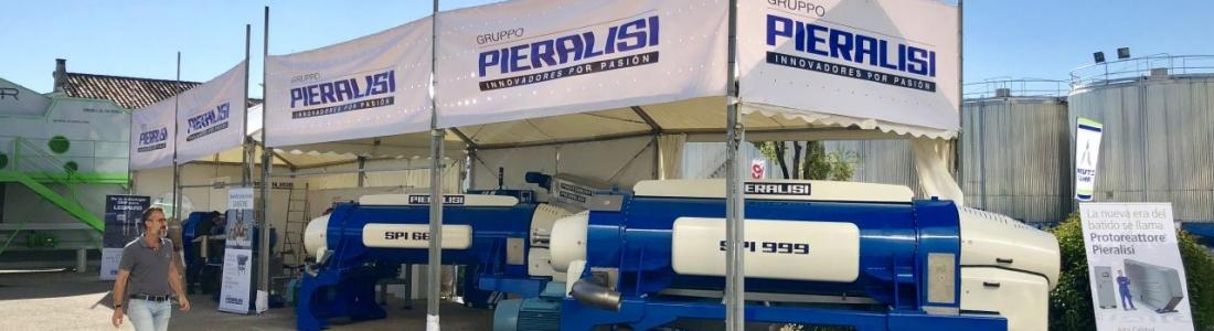 Pieralisi presenta seis novedades en la Feria del Olivo de Montoro