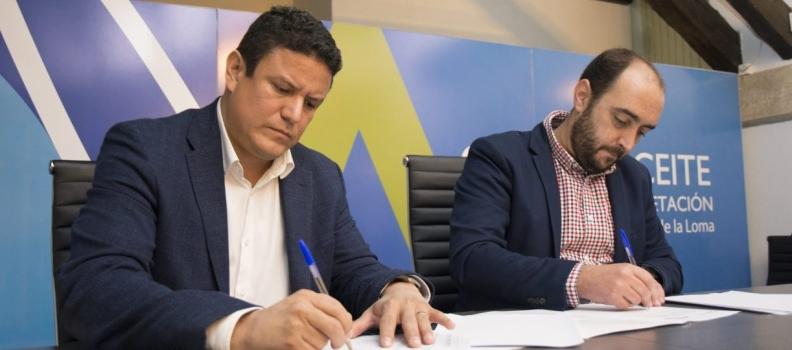 PIERALISI RENUEVA EL CONVENIO DE COLABORACIÓN CON EL CENTRO DE INTERPRETACIÓN OLIVAR Y ACEITE
