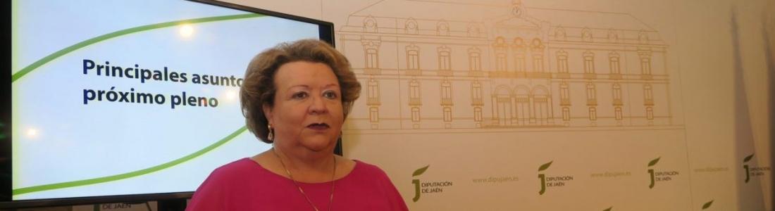 El pleno de la Diputación incluye un acuerdo para que la Interprofesional promocione las bondades saludables y gastronómicas del aceite de oliva de Jaén