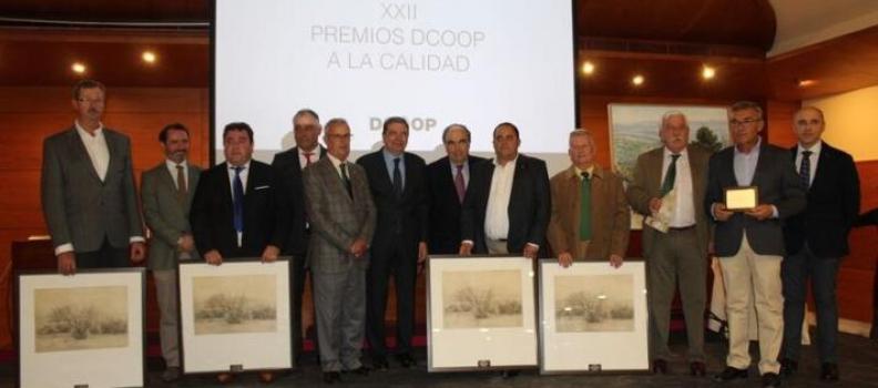 Planas destaca la integración cooperativa y la calidad como elementos clave para mejorar la competitividad del sector olivarero