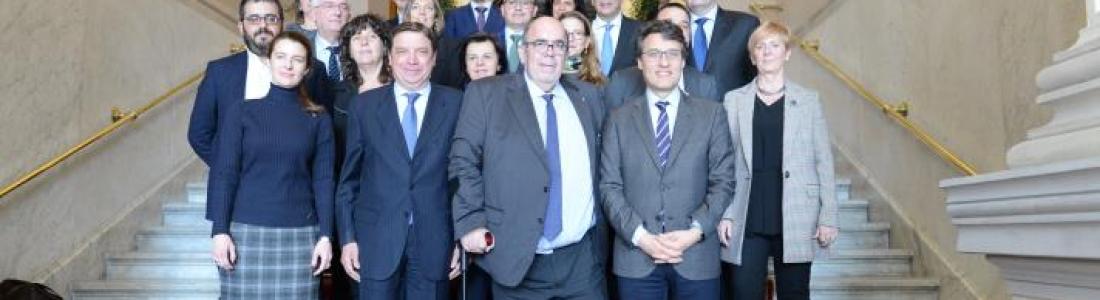 Luis Planas, satisfecho por el trabajo realizado con las CC AA para establecer prioridades ante las gociaciones de la PAC