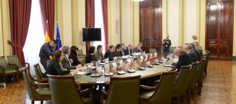 Luis Planas preside la reunión del Comité Asesor Agrario