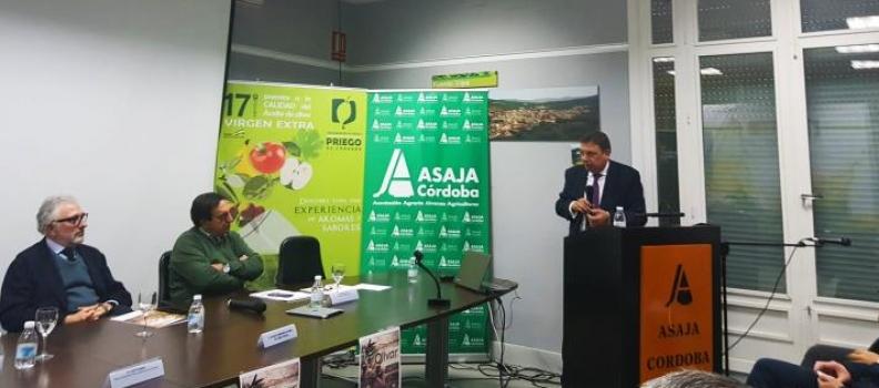 """Luis Planas muestra su compromiso """"incuestionable"""" con el sector oleícola"""