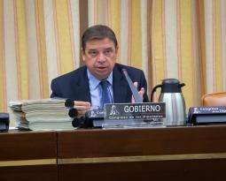 """Planas: Agricultores y ganaderos contarán """"por necesidad y justicia"""" con una PAC de más de 50.000 millones de euros"""
