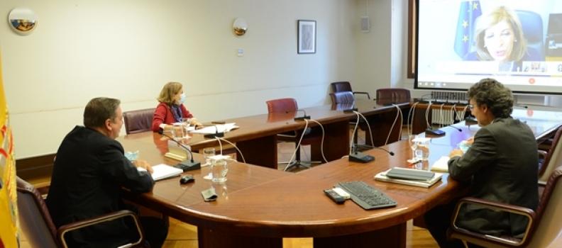 """Planas muestra el compromiso de España con los objetivos de la Estrategia comunitaria """"De la granja a la mesa"""""""