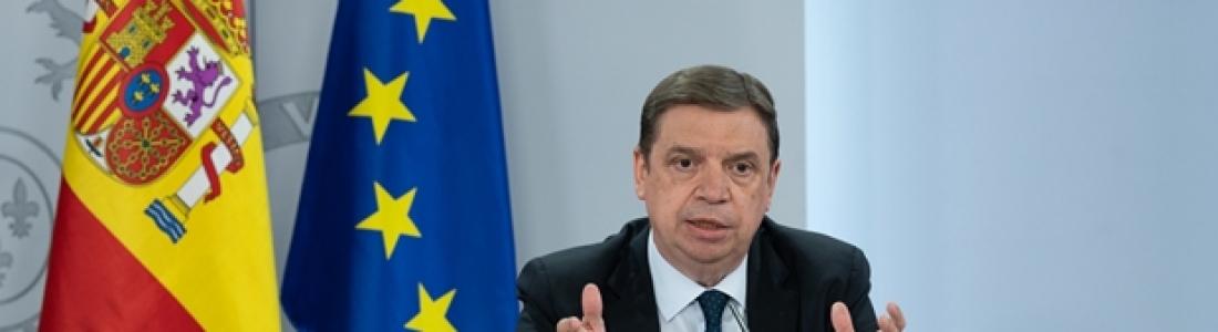 Planas asiste este lunes y martes al Consejo de Ministros de la UE en el que se prevé cerrar el acuerdo político de la futura PAC