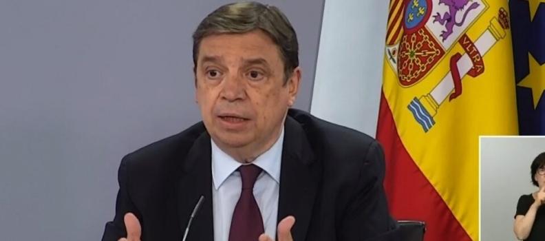 El ministro de Agricultura participa el próximo lunes en el Consejo Provincial del Aceite de Oliva de Jaén