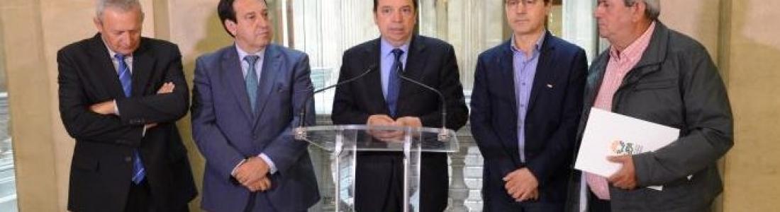 Luis Planas: La voluntad de trabajo conjunto favorecerá una postura mucho más efectiva en las negociaciones comunitarias