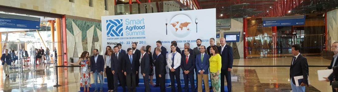Luis Planas: el sector agroalimentario es tradicional, pero tiene visión de futuro, y debe ser capaz de estar a la cabeza de la transformación digital