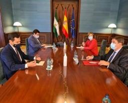 """Planas: """"Andalucía debe ser punta de lanza de las transformaciones"""""""