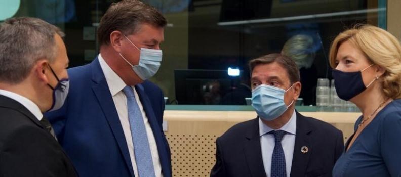 Planas apoya a la Presidencia alemana para cerrar un acuerdo sobre la PAC en octubre