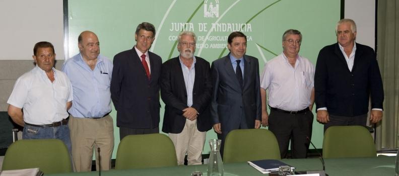 La Junta mantendrá su empeño en lograr una aplicación de la PAC en España que mantenga el actual nivel de ayudas para Andalucía