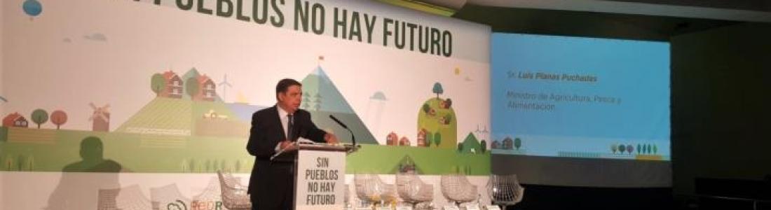 Luis Planas: Los jóvenes y las mujeres son clave para el desarrollo de las zonas rurales