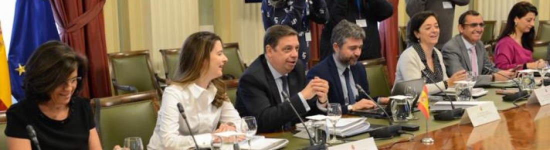 Luis Planas manifiesta su apoyo a una PAC con mayor ambición medioambiental