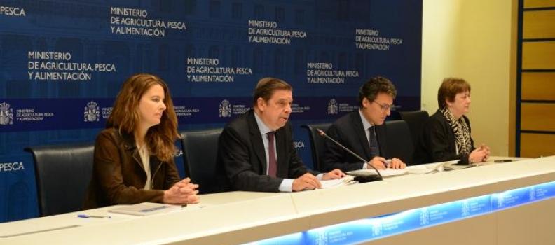 Planas valora los avances en la negociación sobre la PAC que incorpora mejoras propuestas por España