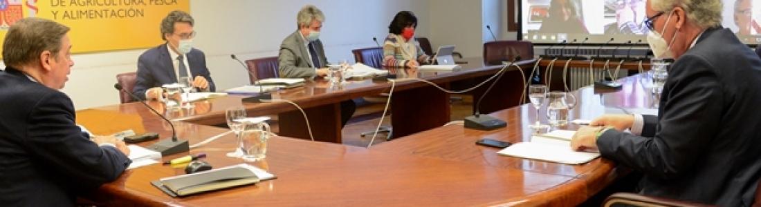 Planas: La rebaja de módulos IRPF 2020 beneficiará a todos los agricultores y ganaderos, con una reducción de la base imponible de 600 millones de euros