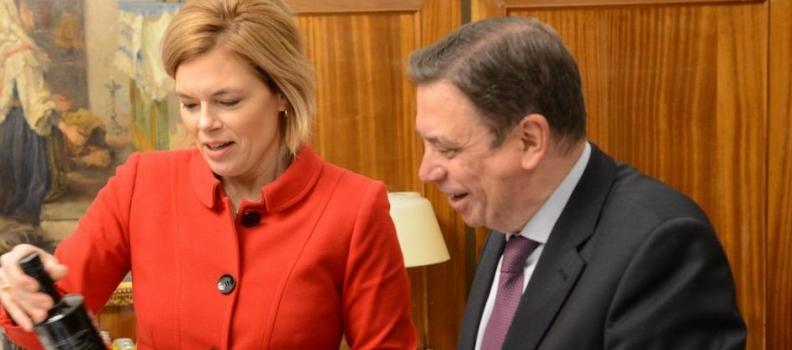 España y Alemania comparten sus posiciones sobre la futura PAC y analizan los principales asuntos de la actualidad agroalimentaria