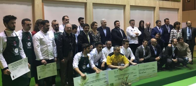 """Abierto el plazo para participar en el Premio Internacional de Cocina con AOVE """"Jaén, paraíso interior"""""""